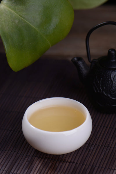 "2019 Yunnan Sourcing ""Ai Lao Secret Garden"" Old Arbor Raw Pu-erh Tea Cake"