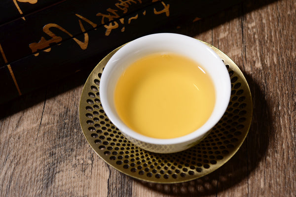 "2019 Yunnan Sourcing ""Autumn Mang Fei"" Raw Pu-erh Tea Cake"