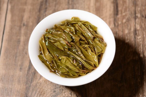 "2019 Yunnan Sourcing ""Autumn Bing Dao Lao Zhai"" Raw Pu-erh Tea Cake"