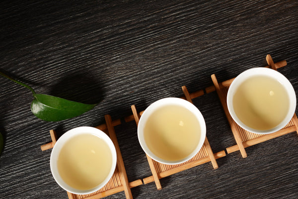 "Yunnan ""Purple Beauty"" Green Tea from Lancang"
