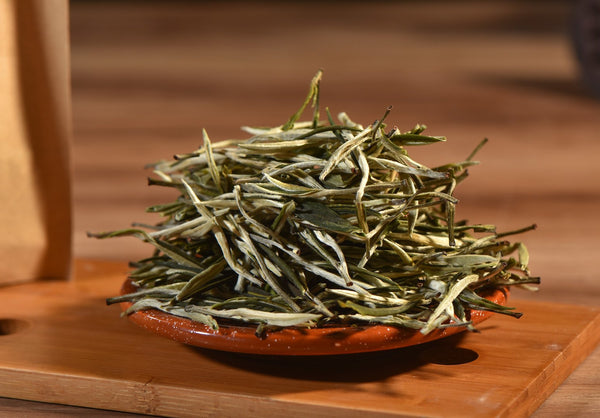 Yunnan Pine Needles Certified Organic Green Tea