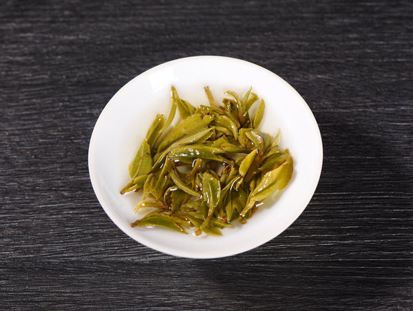 "Early Spring Yunnan ""Bao Hong"" Dragon Well Green Tea"