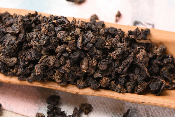 Charcoal Roasted Gan De Village Tie Guan Yin Oolong Tea of Anxi