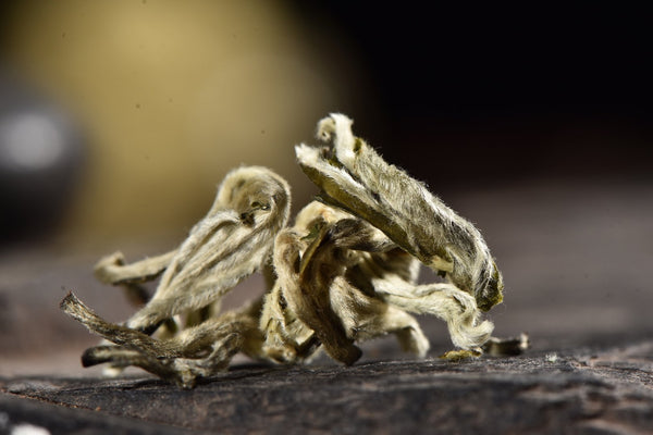 "Certified Organic ""Yunnan Jade Dragon"" Green Tea"