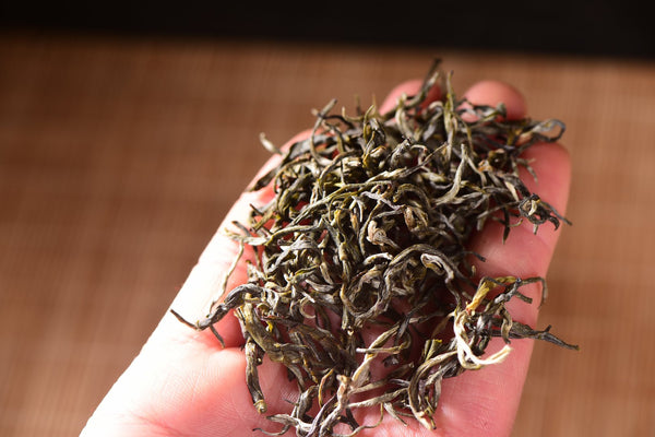 "Yunnan ""Early Spring Silver Strands"" Green Tea of Simao"