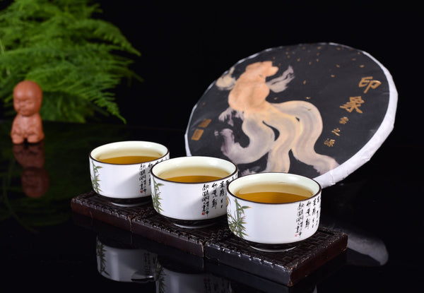 2018 Yunnan Sourcing Impression Raw Pu-erh Tea Cake