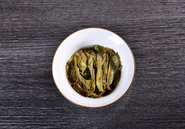 "2018 Yunnan Sourcing ""Autumn Nan Po Zhai"" Ancient Arbor Raw Pu-erh Tea Cake"