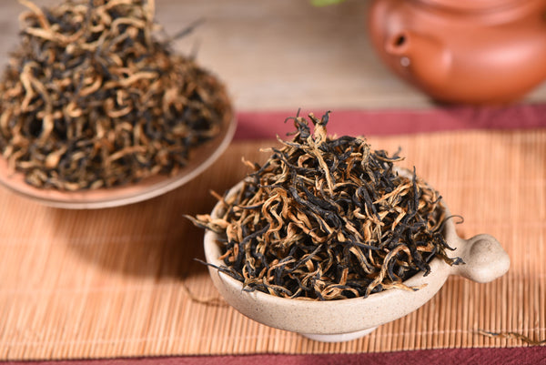 "Ning'er ""Golden Honey Aroma"" Yunnan Black Tea"