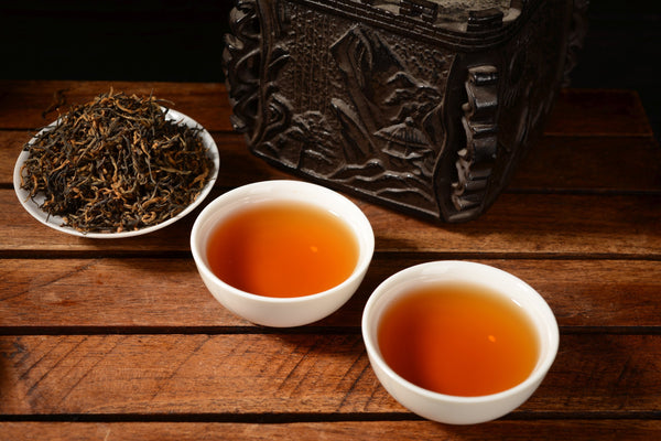 "Classic Bai Lin Gong Fu ""Golden Monkey"" Black tea of Fuding"