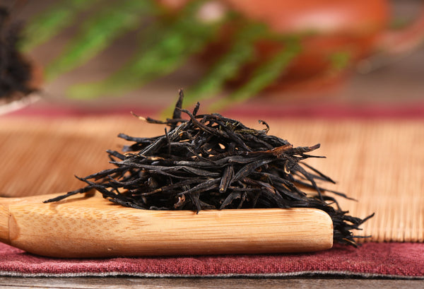 Purple Needle Black Tea of Jing Mai Mountain