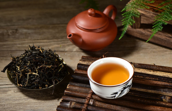 Nan Nuo Mountain Assamica Varietal Black Tea