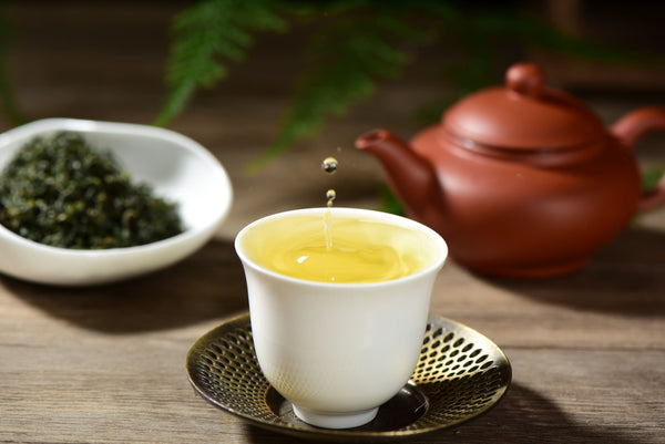 "First Flush ""Competition Grade"" Laoshan Green Tea"