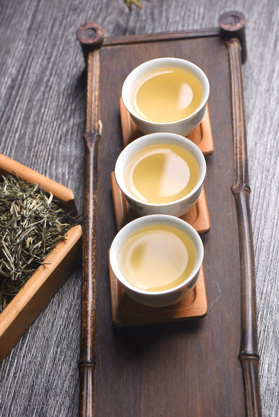 Ai Lao Mountain Jade Needle White Tea