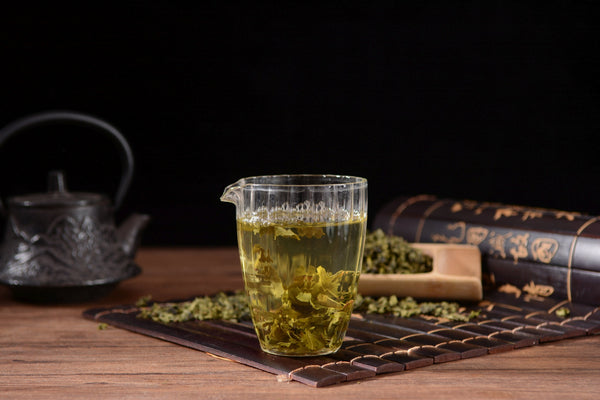 Osmanthus Flower Tie Guan Yin Oolong Tea
