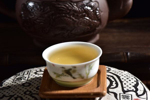2017 Yunnan Sourcing Impression Raw Pu-erh Tea Cake