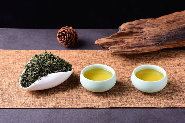 Classic Laoshan Green Tea from Shandong