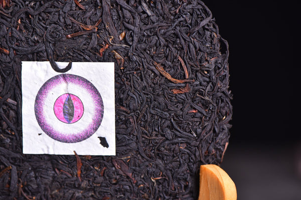 """Purple Voodoo"" Purple Black Tea Cake * Spring 2018"