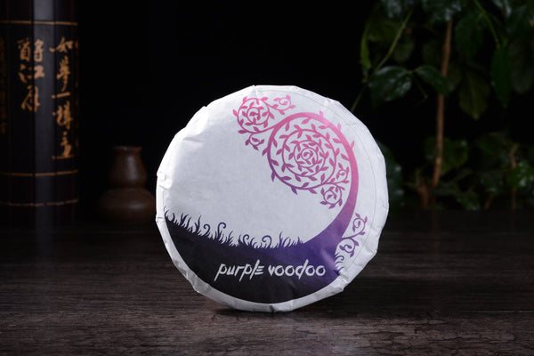 """Purple Voodoo"" Purple Black Tea Cake * Spring 2019"