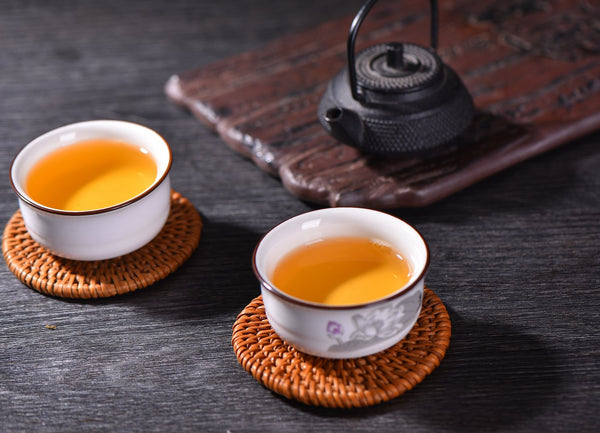 "2018 Cha Nong Hao ""Meng Song Village"" White Tea Cake"