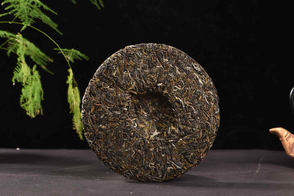 "2020 Yunnan Sourcing ""Big Snow Mountain"" Old Arbor Raw Pu-erh Tea Cake"