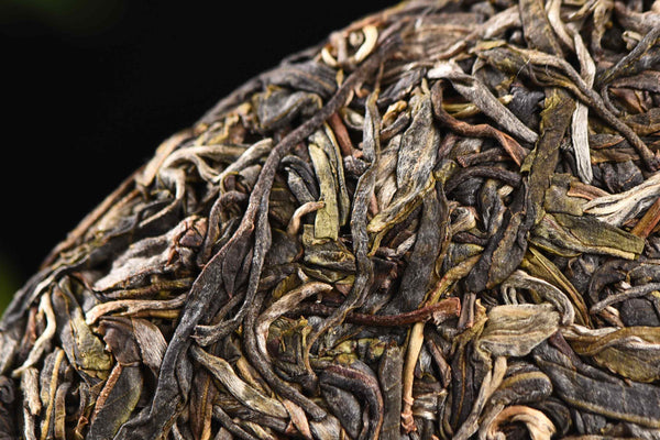 "2020 Yunnan Sourcing ""Mo Lie Shan"" Raw Pu-erh Tea Cake"