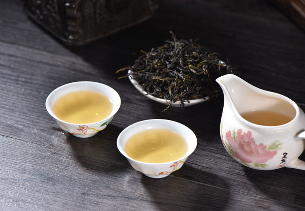 "Middle Mountain ""Mi Lan Xiang"" Dan Cong Oolong Tea from Da An Village"