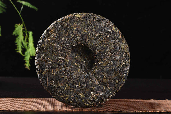 "2020 Yunnan Sourcing ""Jingmai Mountain"" Raw Pu-erh Tea Cake"
