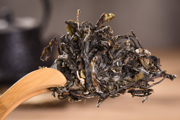 "2016 Yunnan Sourcing ""Autumn Teng Tiao Old Tree"" Raw Pu-erh tea cake"