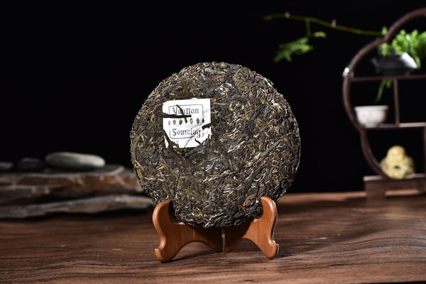 "2017 Yunnan Sourcing ""Autumn Bang Dong Village"" Raw Pu-erh Tea Cake"