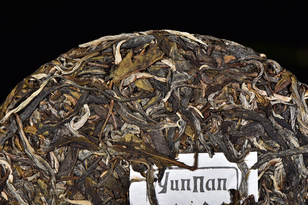 "2017 Yunnan Sourcing ""Autumn Gan Hai Zi"" Raw Pu-erh Tea Cake"