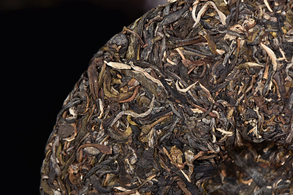 "2017 Yunnan Sourcing ""Autumn Ku Zhu Shan"" Raw Pu-erh Tea Cake"