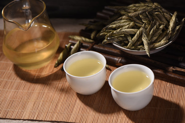 "Yunnan ""Jade Pillar"" Supreme Hand-Rolled White Tea"