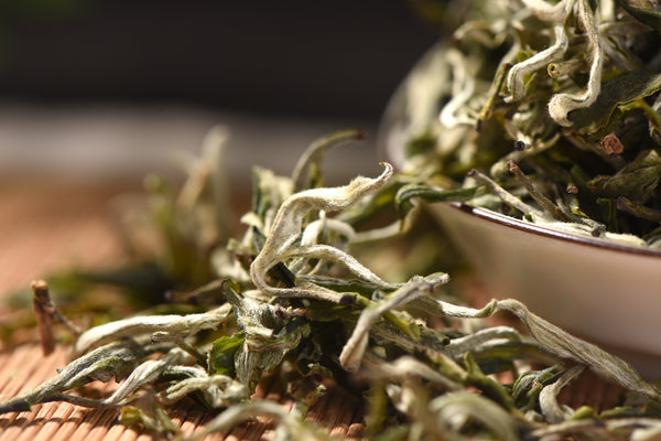 "Early Spring ""Cui Ming"" Premium Yunnan Green Tea"