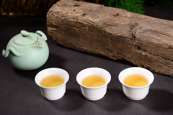 "2020 Yunnan Sourcing ""Lao Wu Mountain"" Raw Pu-erh Tea Cake"