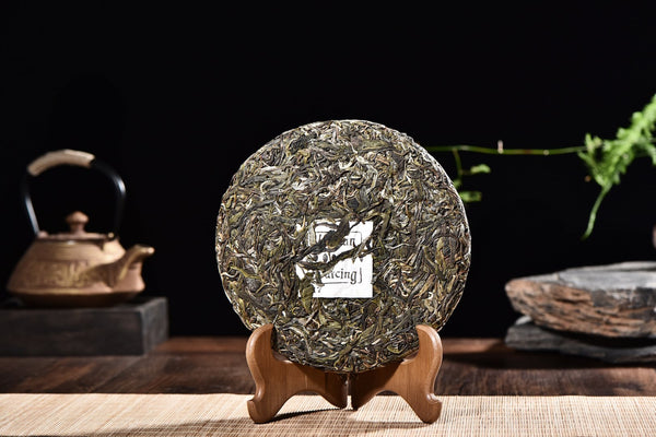 "2017 Yunnan Sourcing ""Autumn Ba Wai Village"" Raw Pu-erh Tea Cake"