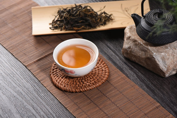 "Old Varietal ""Lao Shu Dian Hong"" Feng Qing Black Tea"