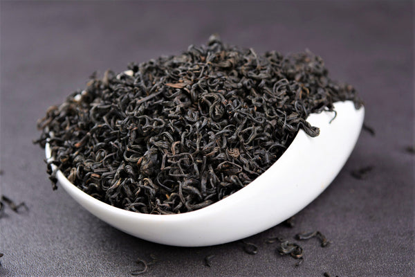 Imperial Grade Laoshan Black Tea from Shandong
