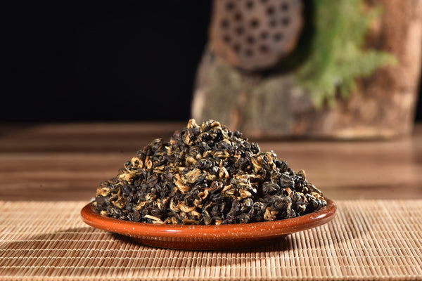 "Certified Organic ""Yunnan Golden Snail"" Black Tea * Spring 2018"