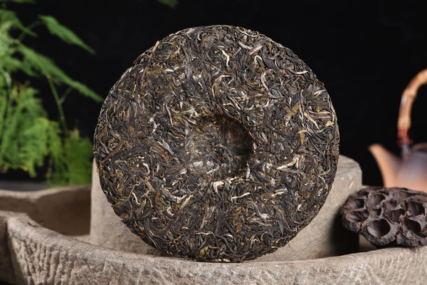 "Certified Organic ""Yunnan Golden Snail"" Black Tea * Spring 2017"