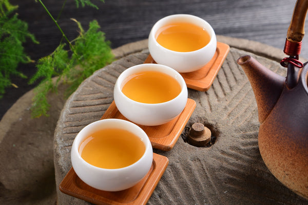 "2020 Yunnan Sourcing ""He Kai Village"" Raw Pu-erh Tea Cake"