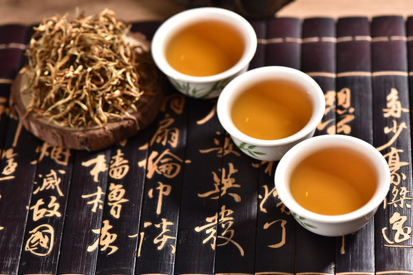 "Certified Organic ""Yunnan Pure Bud"" Black Tea"