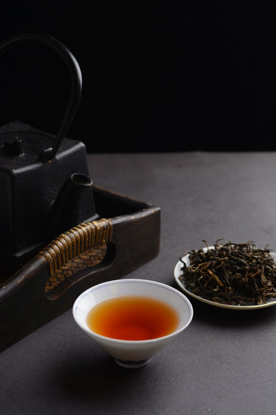 "Old Arbor Black Tea ""Mu Shu Hong"" Pure Yunnan Assamica"