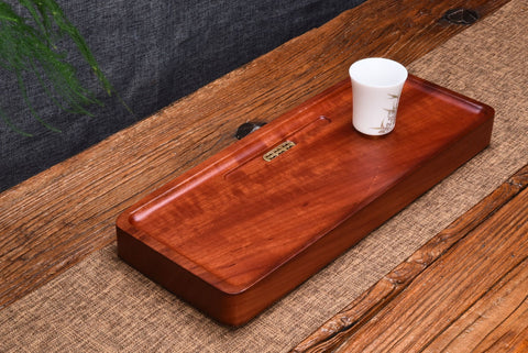 "Hardwood ""Function is Beauty"" Tea Table"