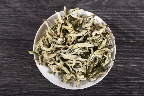 "Early Spring ""Snow Flower Bi Luo Chun"" Yunnan White Tea"