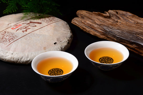 "2005 Changtai ""Bu Lang Mountain"" Raw Pu-erh Tea Cake"
