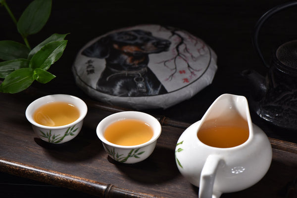 "2018 Yunnan Sourcing ""Bang Long"" Raw Pu-erh Tea Cake"