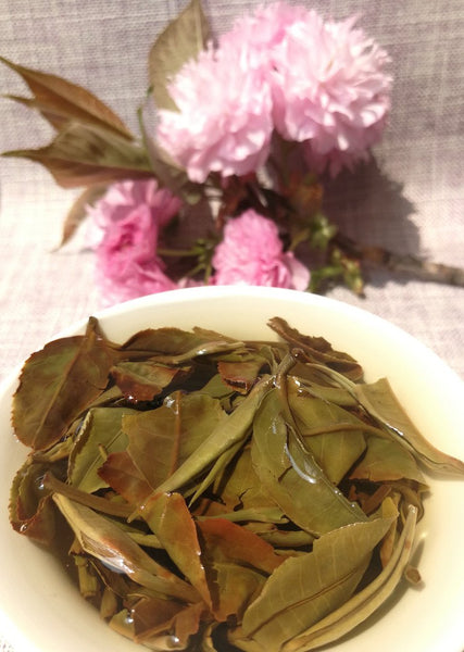 "Jingmai Sun-Dried ""Three Aroma"" Bai Mu Dan White Tea * Spring 2018"