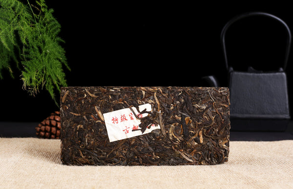 2013 Kunlu Mountain Raw Pu-erh Tea Brick