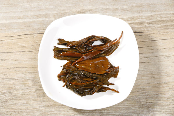 Wild Tree Purple Varietal Black Tea of Dehong