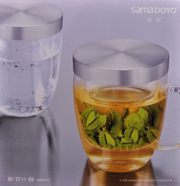 SAMA Easy Tea Cup for Gong Fu Tea Brewing * S-011B 360ml